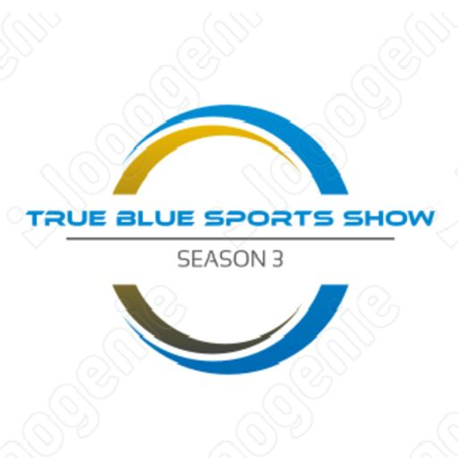 Cover art for podcast True Blue Sports Show