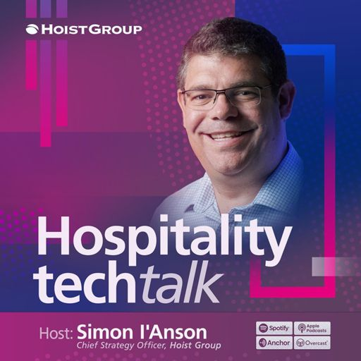 Cover art for podcast Hospitality techtalk