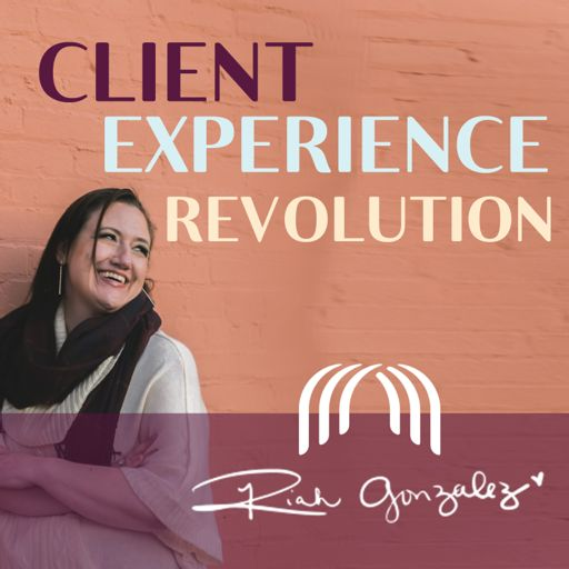 Cover art for podcast Client Experience Revolution Podcast