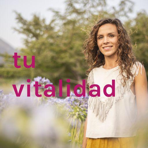 Cover art for podcast tu vitalidad