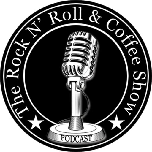 Cover art for podcast The Rock N' Roll & Coffee Show