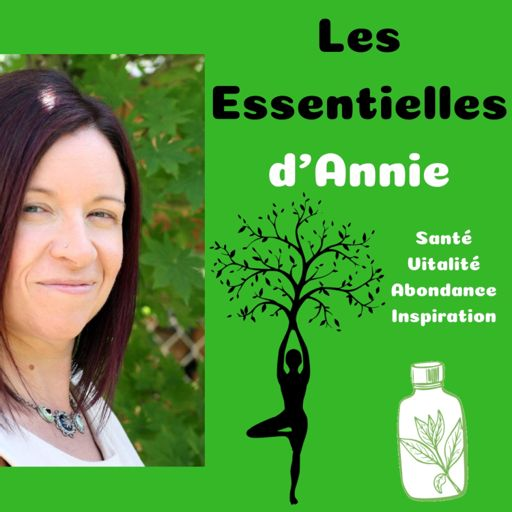 Cover art for podcast Les Essentielles d'Annie