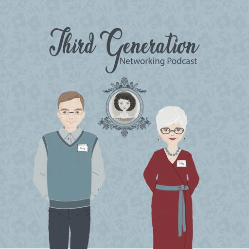 Cover art for podcast Third Generation Networking Podcast