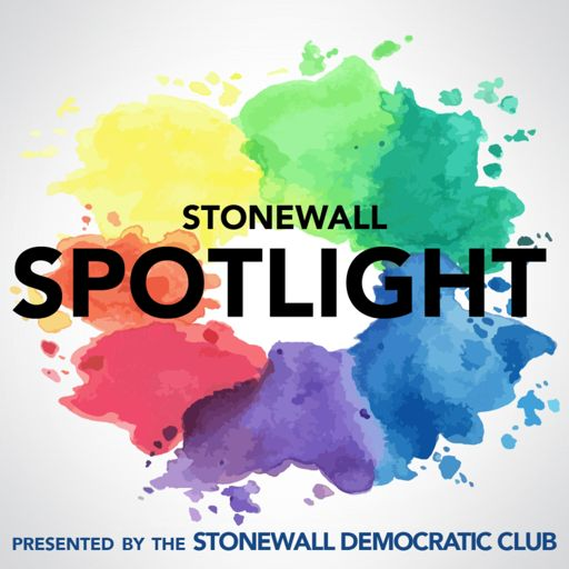 Cover art for podcast Stonewall Spotlight