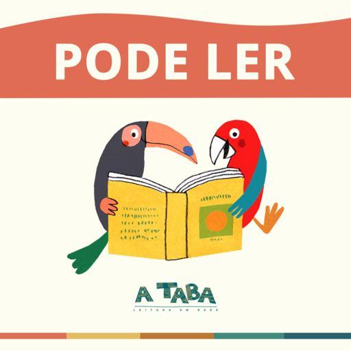 Cover art for podcast Pode Ler