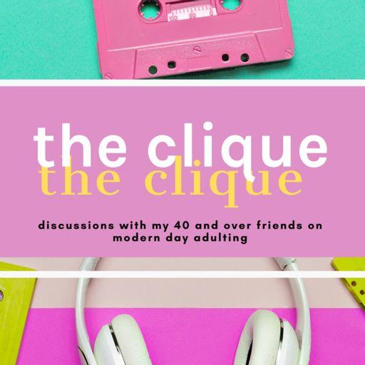 Cover art for podcast the clique