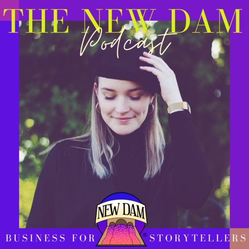 Cover art for podcast The New Dam Podcast | Business for Storytellers