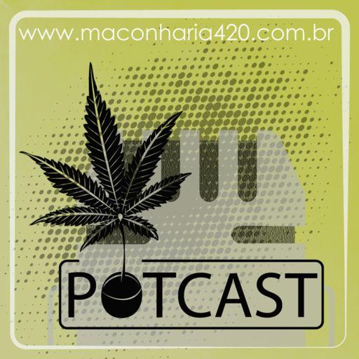 Cover art for podcast PotCast - Podcast da Maconharia420