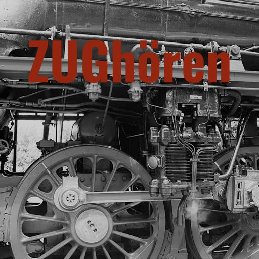 Cover art for podcast ZUGhören