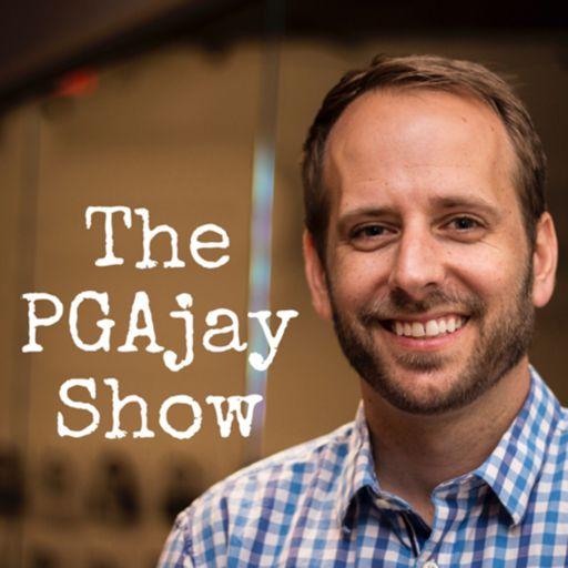 Cover art for podcast PGAjay Golf Business Podcast