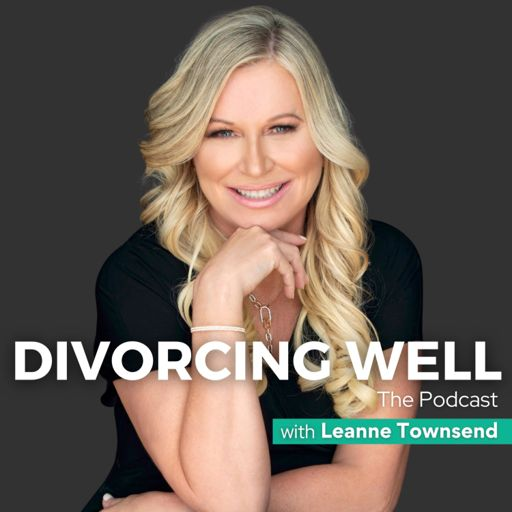 Cover art for podcast Divorcing Well