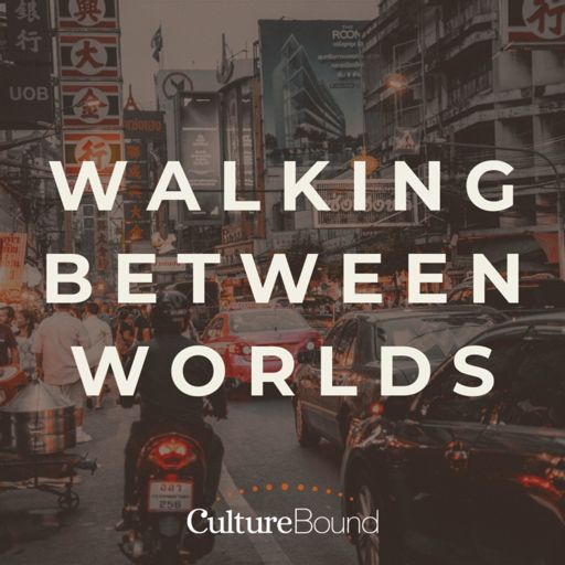 Cover art for podcast Walking Between Worlds