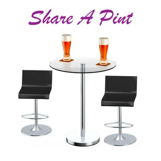 Cover art for podcast Share A Pint