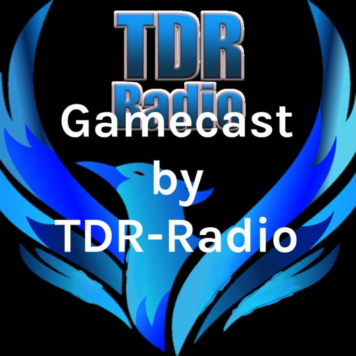 Cover art for podcast Gamecast by TDR-Radio