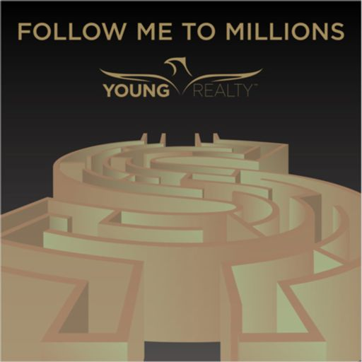 Cover art for podcast Follow Me To Millions