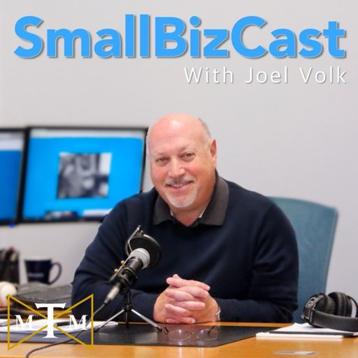 Cover art for podcast SmallBizcast