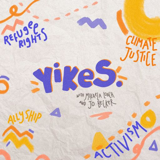 Cover art for podcast The YIKES Podcast