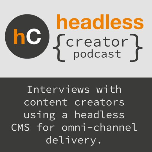 Cover art for podcast Headless { Creator Podcast }