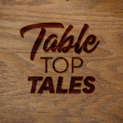 Cover art for podcast Table Top Tales | Actual Play Podcasts