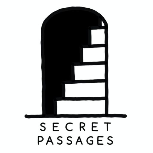 Cover art for podcast SECRET PASSAGES