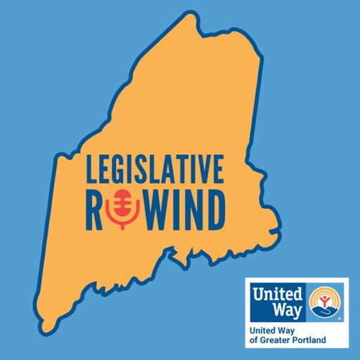 Cover art for podcast United Way's Legislative Rewind
