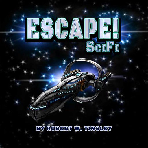 Cover art for podcast ESCAPE! Scifi