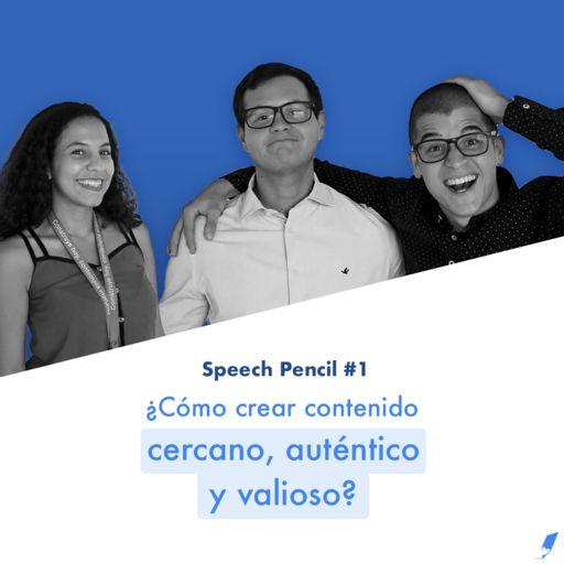 Cover art for podcast Speech Pencil