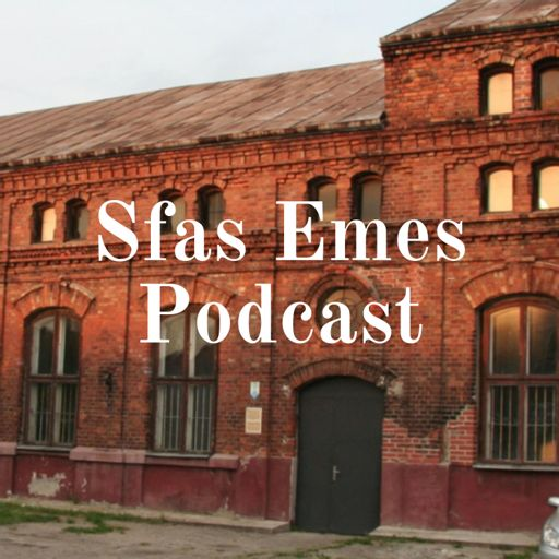 Cover art for podcast Sfas Emes Podcast