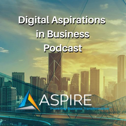 Cover art for podcast Digital Aspirations in Business