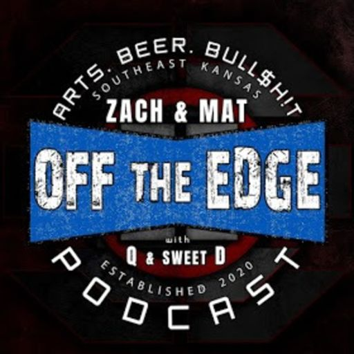 Cover art for podcast Off the Edge
