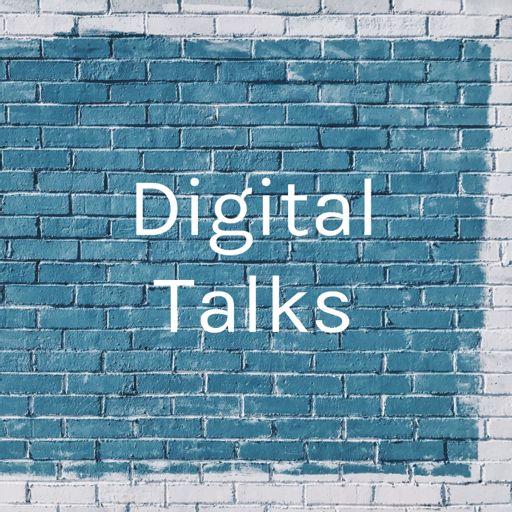 Cover art for podcast Digital Talks