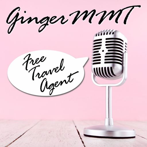Cover art for podcast Travel With GingerMMT