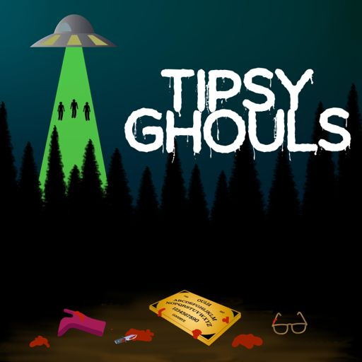 Cover art for podcast Tipsy Ghouls