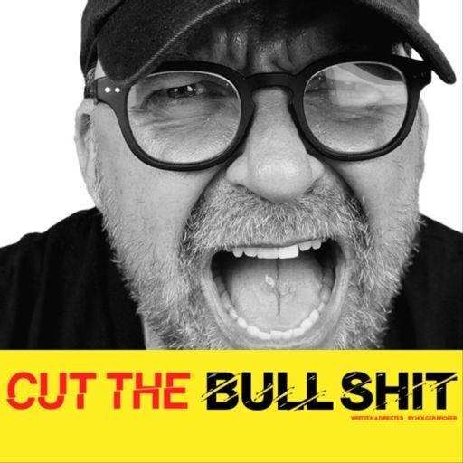 Cover art for podcast Cut the Bullshit