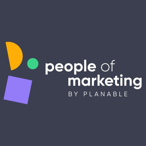Cover art for podcast People of Marketing