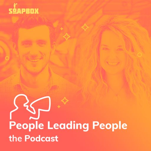 Cover art for podcast People Leading People