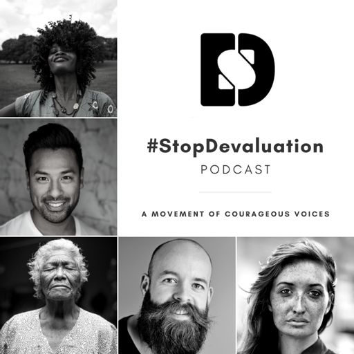 Cover art for podcast #StopDevaluation Podcast