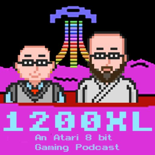 Cover art for podcast 1200XL - An Atari 8 Bit Gaming Podcast