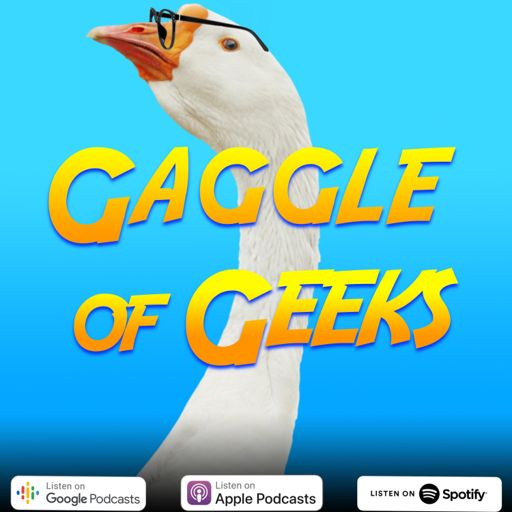 Cover art for podcast Gaggle of Geeks