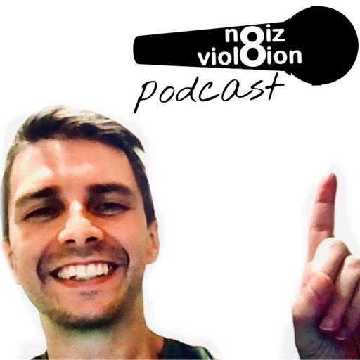 Cover art for podcast noiz viol8ion podcast