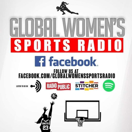 Cover art for podcast Global Women's Sports Radio