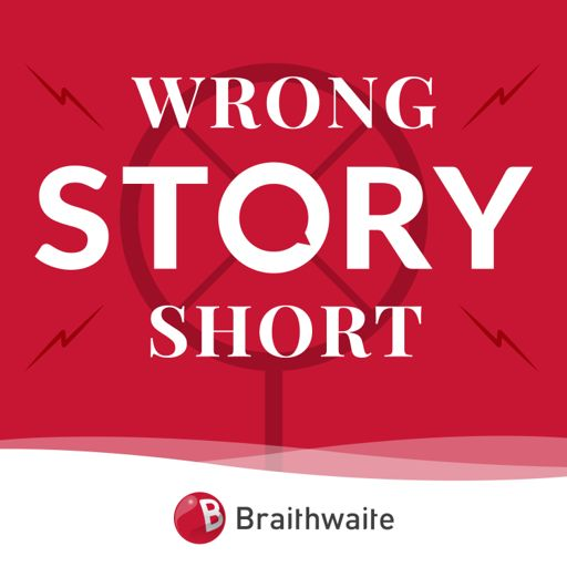 Cover art for podcast Wrong Story Short