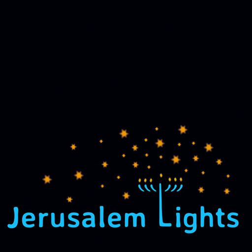 Cover art for podcast Jerusalem Lights