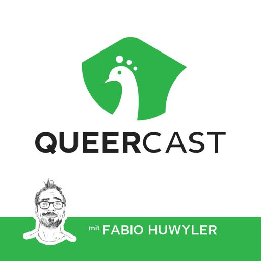 Cover art for podcast QueerCast mit Fabio Huwyler