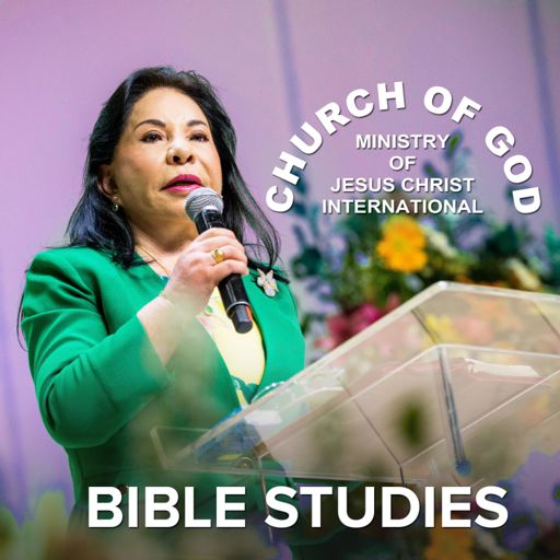 Cover art for podcast Bible Studies by Sister Maria Luisa Piraquive – Church of God Ministry of Jesus Christ Int'l