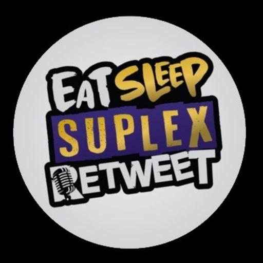Cover art for podcast Eat Sleep Suplex Retweet