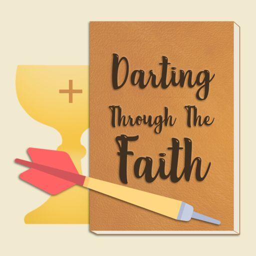 Cover art for podcast Darting Through The Faith