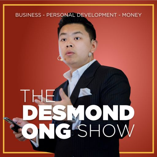 Cover art for podcast The Desmond Ong Show