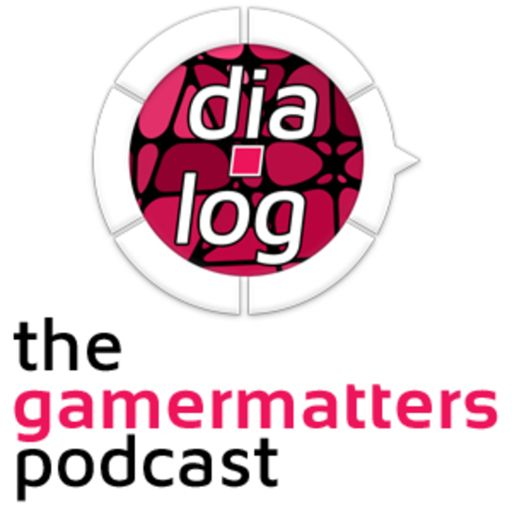 Cover art for podcast dia.log - The Gamer Matters Podcast
