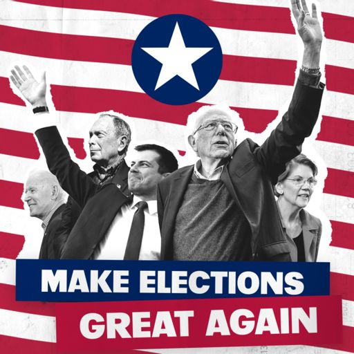 Cover art for podcast USA : Make Elections Great Again